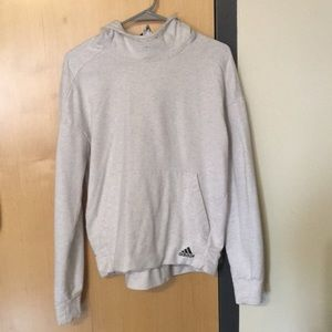 High neck adidas sweatshirt